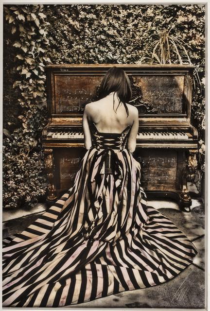 , 'Piano Girl,' 2017, Louis K. Meisel Gallery