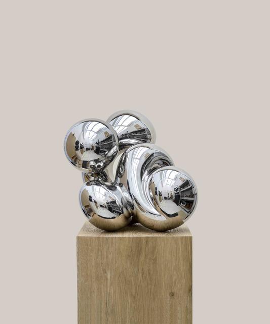 Richard Hudson, 'The Knot', 2017, Sculpture, Mirrored stainless steel, OSME Fine Art