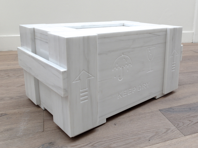 , 'Crate,' 2015, Less is More Projects
