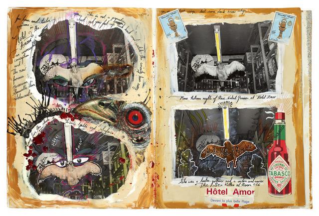 , 'Hotel Amor,' 2017, Trotta-Bono Contemporary
