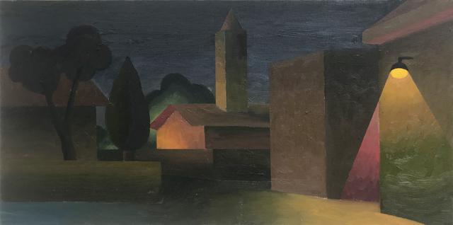 Salvo, 'Il Villaggio', ca. 2008, Bugno Art Gallery