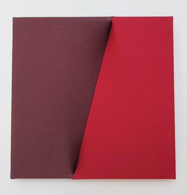 , 'wine red and red,' 2016, Arario Gallery
