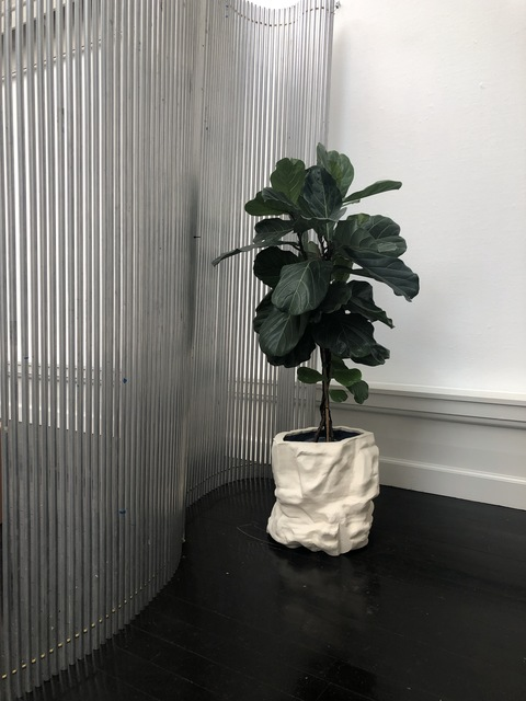 FOS, 'White Flowerpot', 2018, Etage Projects