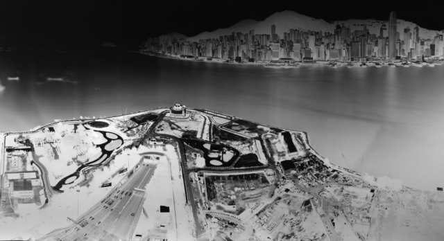 , 'To see Hong Kong Island from Kowloon 15-16 July 2016 ,' 2016, 10 Chancery Lane Gallery