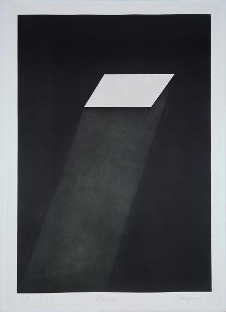 James Turrell, 'Meeting (from the portfolio First Light),' 1989-1990, Guggenheim Museum