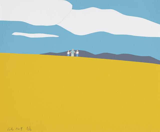 Alex Katz, 'Blueberry Field', 1968, Phillips