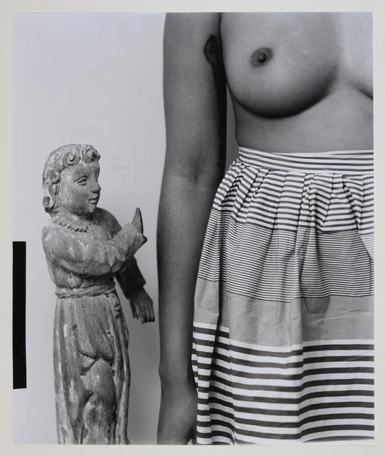 George Woodman, 'Almost a Caress', 2013, Nina Johnson