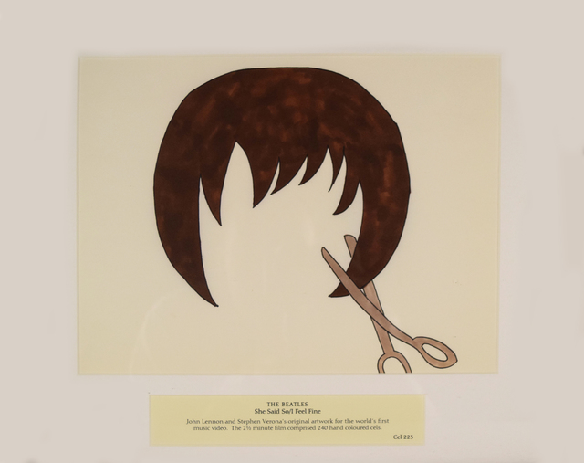 , 'The Beatles, She Said So/I Feel Fine, Cel 223,' 1966, HG Contemporary