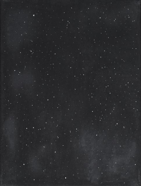 , 'Magellanic Clouds,' 2016, Kara Brooks