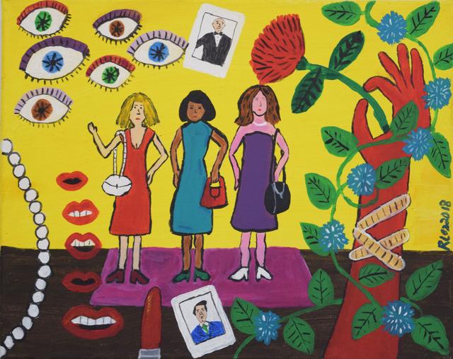 Raymond Lopez, 'Women's Realm', 2018, Fountain House Gallery