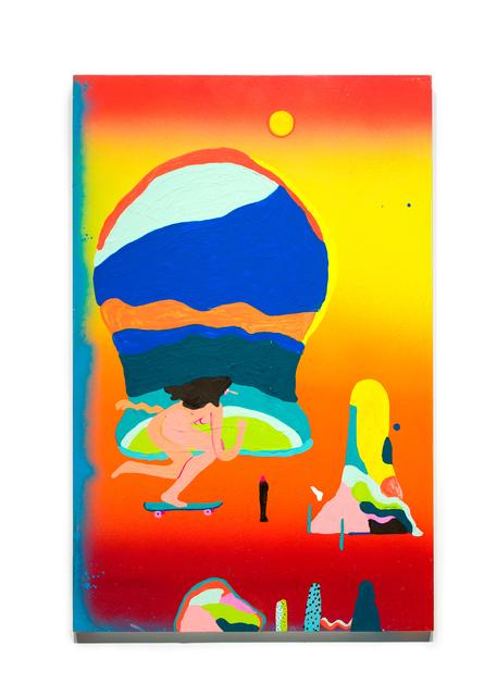 , 'Yellow Glow,' 2015, Garis & Hahn