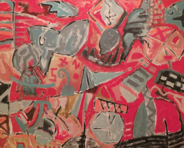 , 'Spirits+Essence II,' , Walter Wickiser Gallery