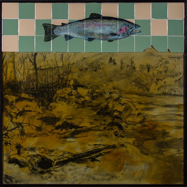 , 'Niagara Gorge at the Whirlpool,' 2012, Eleven Twenty Projects