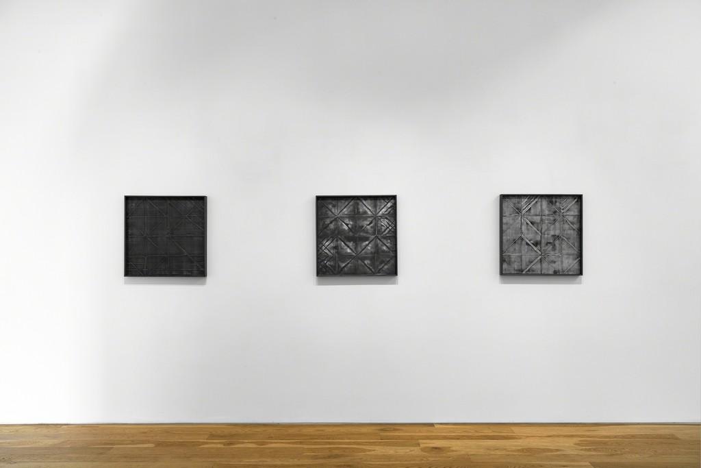 "Installation view of ""Blindsight,"" Samuel Freeman, 2016."