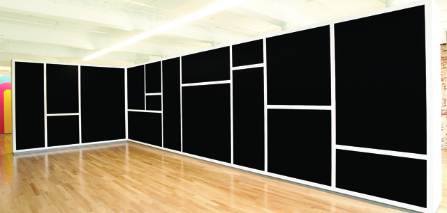 , 'Wall Drawing #792 ,' 1995, MASS MoCA