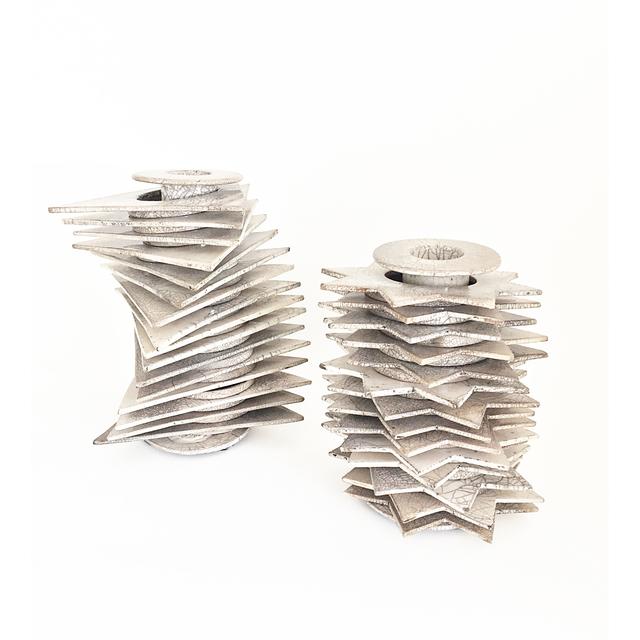 Maurizio Galante and Tal Lancman, 'Articulated Star - Unique piece, Vase', 2018, PIASA