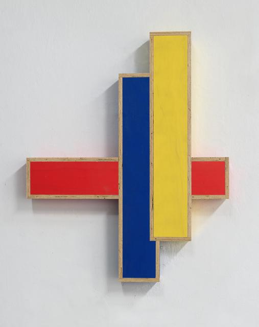 , 'Salto de Frecuencia (Figura #20) ,' 2018, Revolver Galería