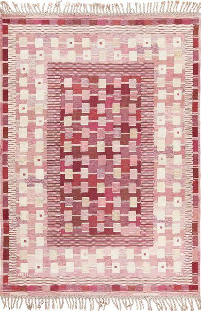 Marianne Richter, 'Vintage Scandinavian Marta Maas Rug by Marianne Richter', ca. 1950, Nazmiyal Collection