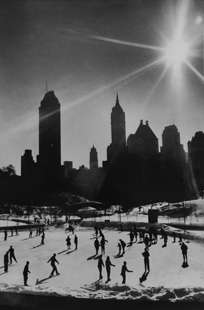 , 'Wolhman's Skating Rink, Central Park,' 1967, KP Projects