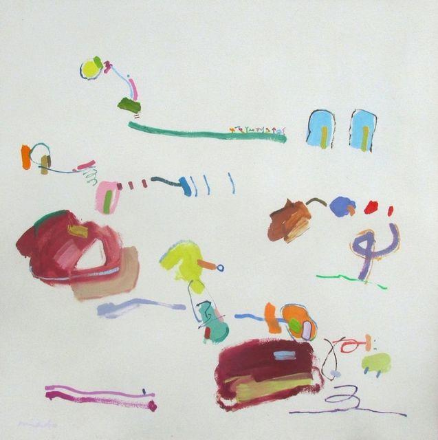 Mineko Yoshida, 'Joie de Vivre No.1', 2013, Painting, Oil, Zatista