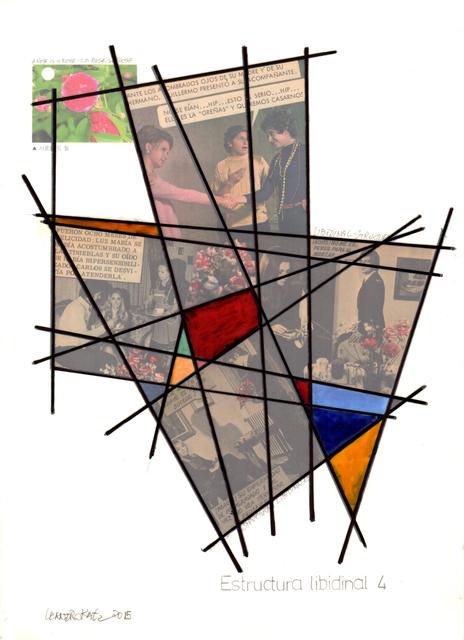 , 'Estructura Libidinal 4,' 2015, Henrique Faria Fine Art