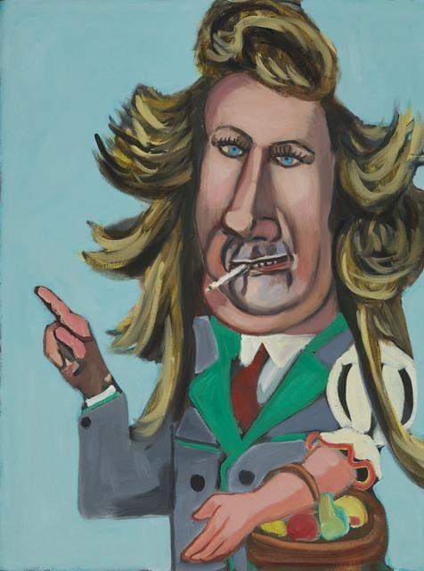 , 'Der Grosse Bargarozy,' 2012, Childs Gallery