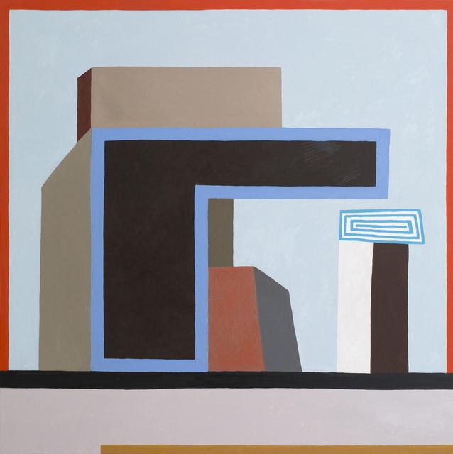Nathalie Du Pasquier, 'DEHORS', 2018, Pace Gallery