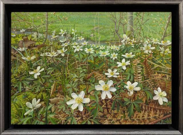 , 'Thimbleweed,' 2018, ARCADIA CONTEMPORARY