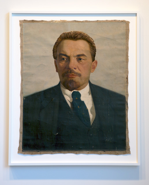 , 'Lenin as Cobb in Inception,' 2013, Jane Lombard Gallery