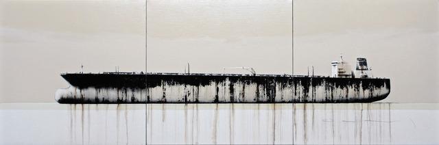 , 'Tanker 13 (triptych),' 2018, Quantum Contemporary Art