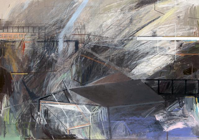 , 'Norma III,' 2018, Galeria de São Mamede