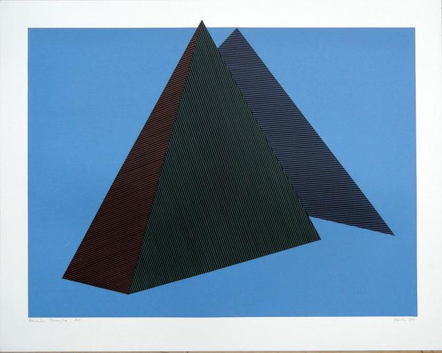 , 'Bermuda Triangle,' 1980, Mizuma, Kips & Wada Art