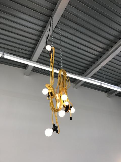 , 'Hangman's Lights,' 2017, Spencer Brownstone Gallery