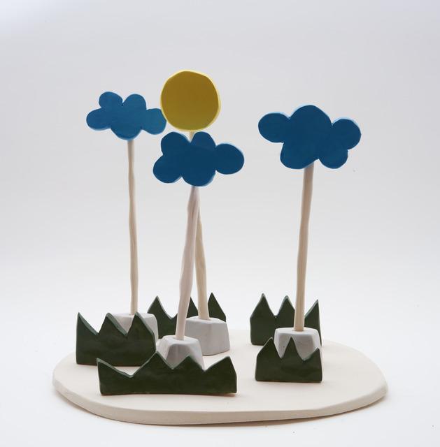 , 'Sun and Clouds,' 2016, Nils Stærk