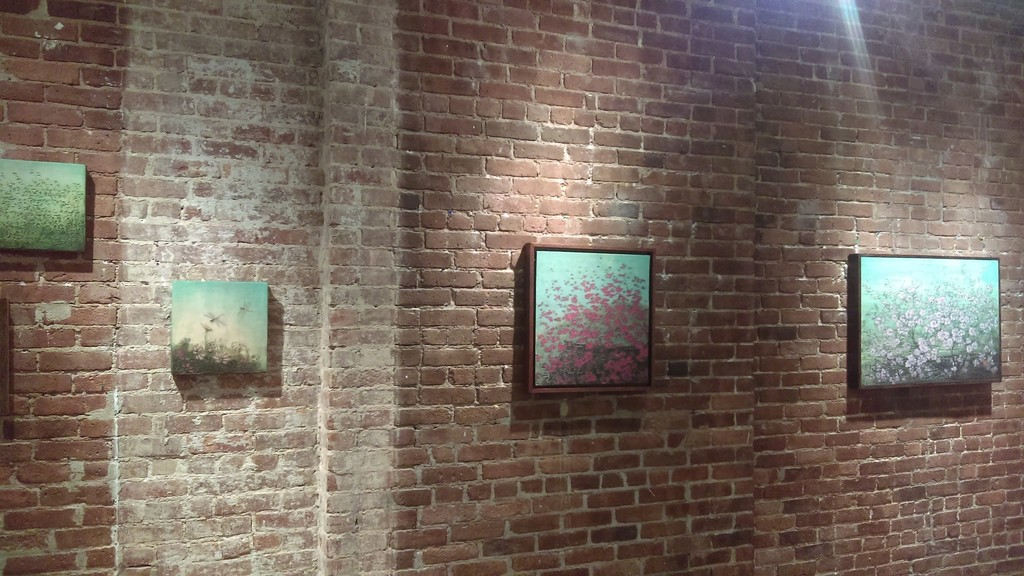 'Korean Art Now II' Gallery View_ Duck Yong Kim