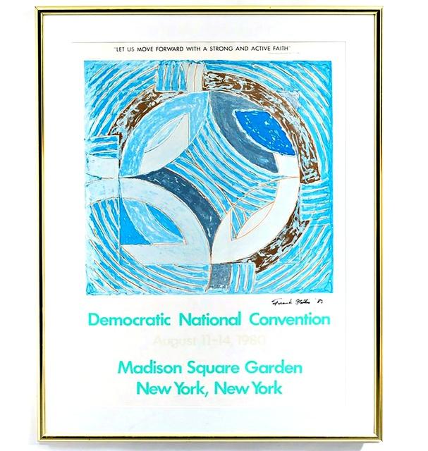 Frank Stella, 'Democratic National Convention', 1980, Alpha 137 Gallery
