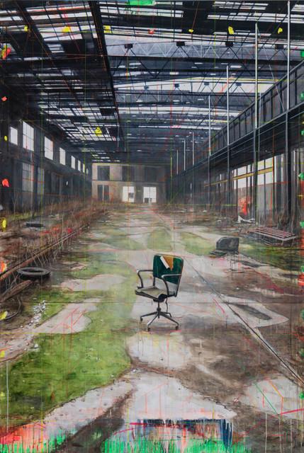 , 'Ironhorse Billerica 1,' 2016, Winston Wächter Fine Art