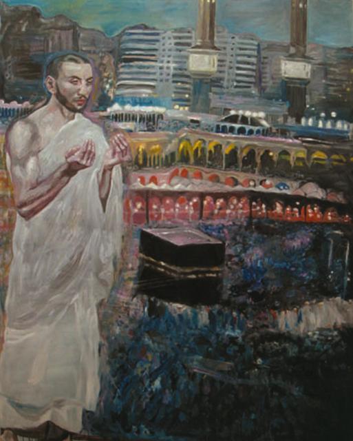 , 'Liebhaber des Martyriums,' 2002, Galerie Nagel Draxler