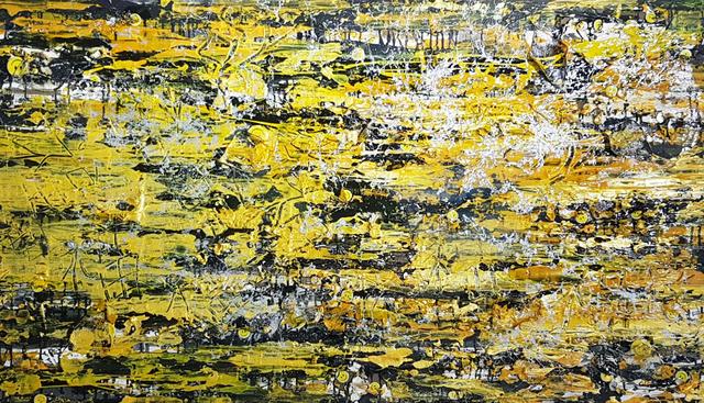 , 'Hello Yellow,' 2016, Element Art Space