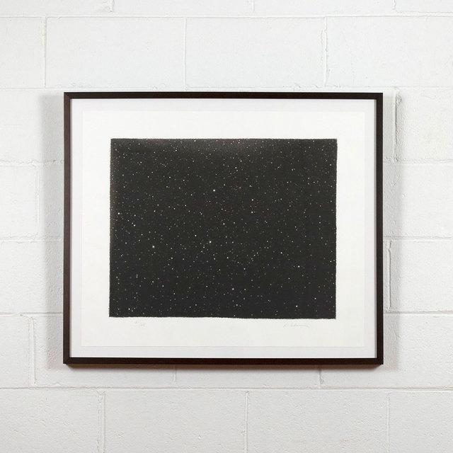 , 'Night Sky,' 2005, Caviar20
