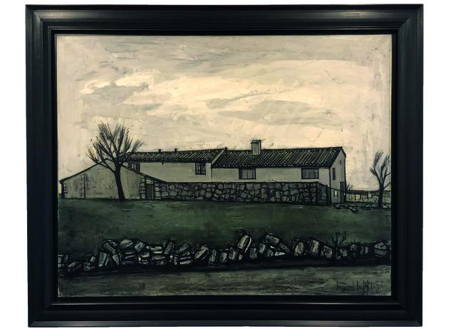 , 'Nanse - Pierre Bergé,' 1953, We Art Partners