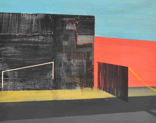 , 'Rail,' 2012, Red Arrow Gallery