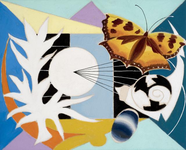 , 'Cornish Butterfly,' 2015, Art First