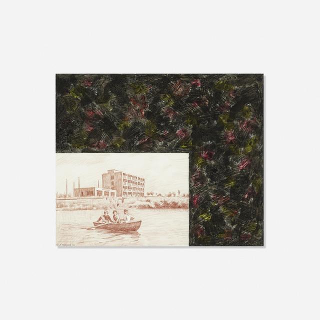Ilya & Emilia Kabakov, 'Landscape with Vacationers, 1972', 2003, Wright