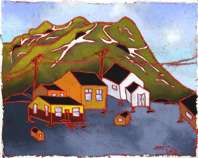 , 'Kangiqsujuaq 1,' 2018, Studio 21 Fine Art
