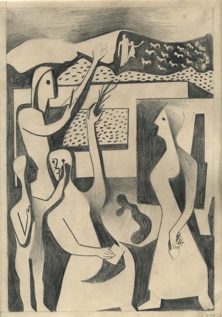 Juan Batlle Planas, 'Untitled', 1935, Jorge Mara - La Ruche