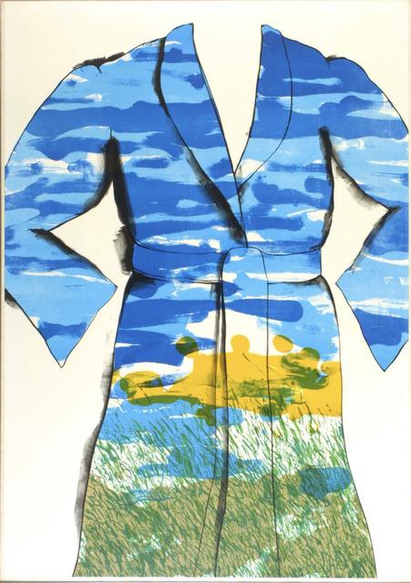 , 'Self Portrait: The Landscape,' 1969, Galerie d'Orsay
