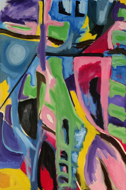 , 'Moonlight,' , Exhibit No. 9