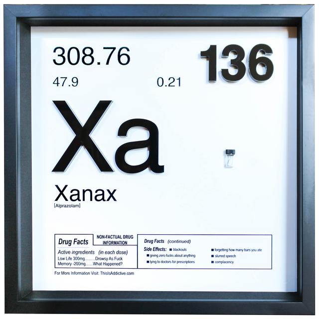 , 'XANAX,' 2018, Marcel Katz Art