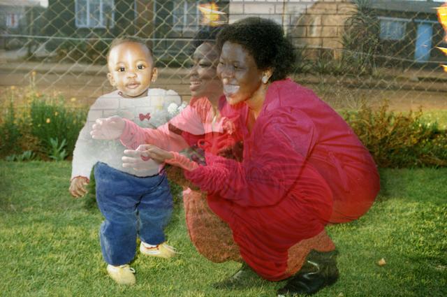 , 'etshwantso le ngwanaka II, inkjet print on cotton rag paper,' 2012, Afronova